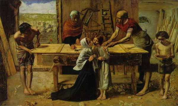 millais jesus as a carpenter 600x360 | marketplace christianity