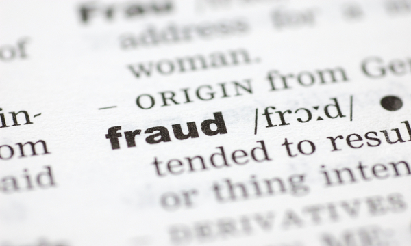 fraud in dictionary 600x360 | marketplace christianity