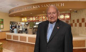 Truett Cathy on Being a Christian Entrepreneur | marketplace christianity
