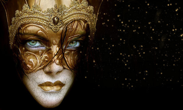 woman's face in masquerade mask 600x360 | marketplace christianity