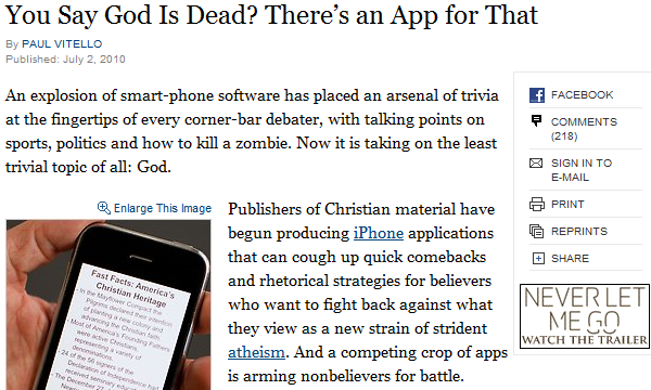 you_say_god_is_dead_there's_an_app_for_that_600x360 | marketplace christianity